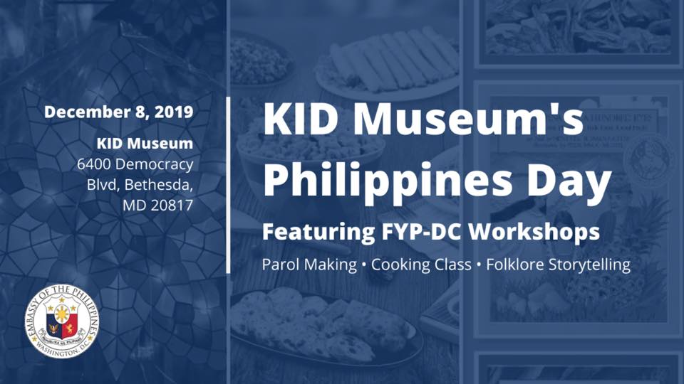 Philippines Cultural Day